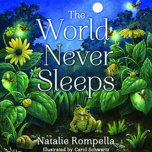 World Never Sleeps cover