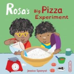 Rosa's Big Pizza Experiement