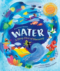 Barefoot Books Water: A Deep Dive of Discovery