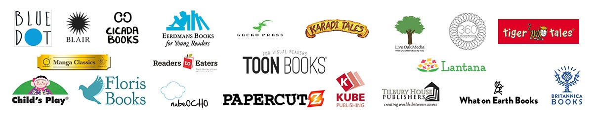 Featured Publishers