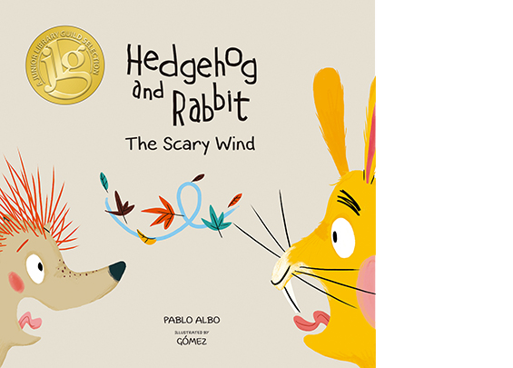 Hedgehog and Rabbit The Scary Wind