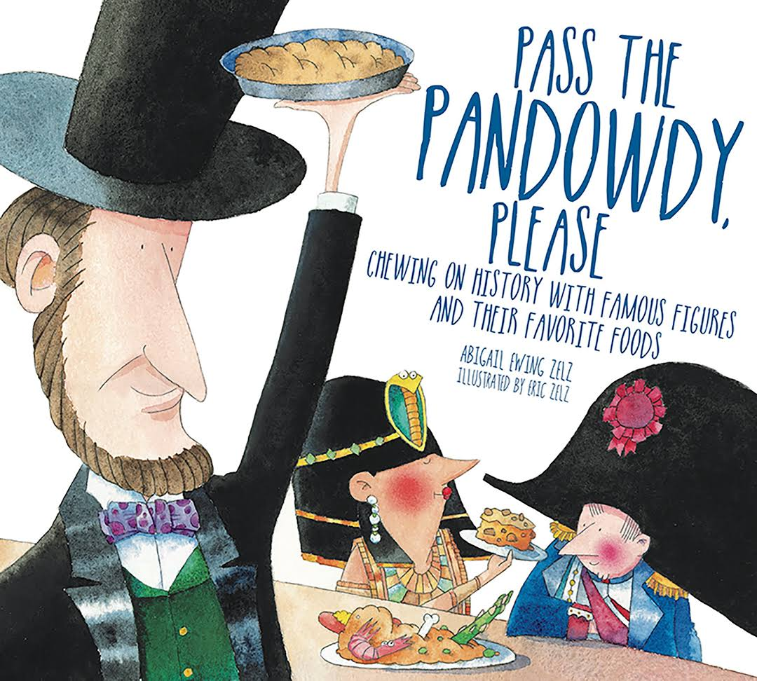 Pass the Pandowdy, Please cover