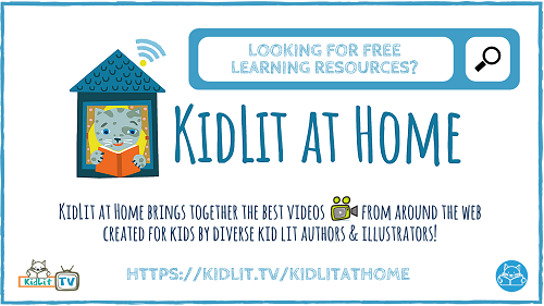 Kidlit TV at home