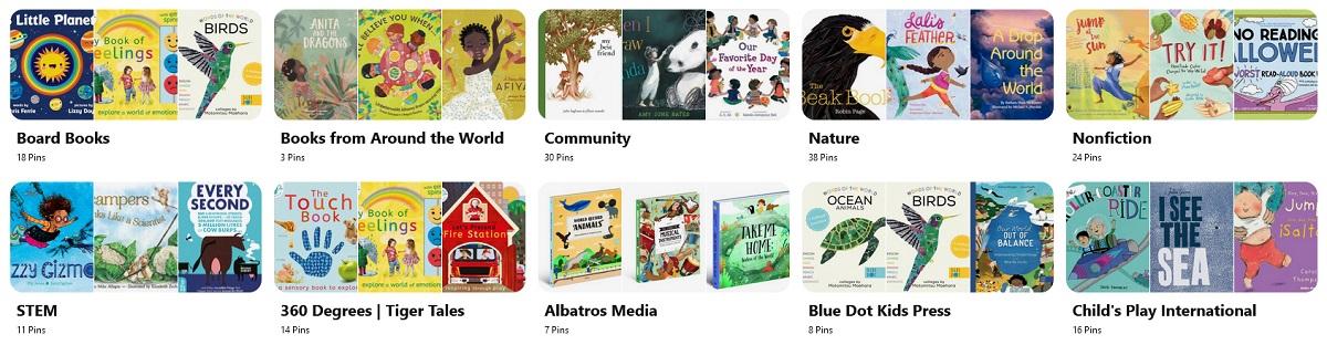 Pinterest Montessori 2021