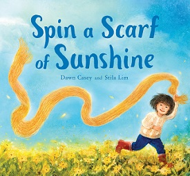 Spin a Scarf of Sunshine