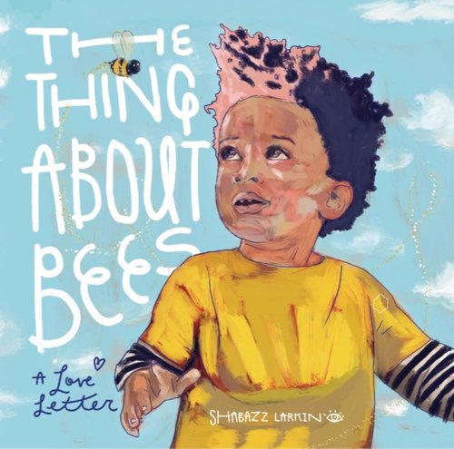 The Thing about Bees picture book cover