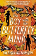 The Boy with the Butterfly Mind cover
