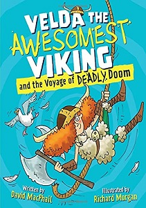 Velda, the Awesomest Viking